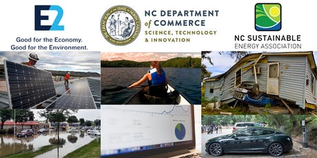 NC Jobs & Climate Change: Listening Session With NC Dept. of Commerce tickets