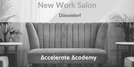 New Work Salon Düsseldorf tickets