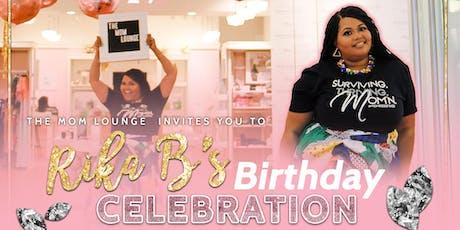 Rika B.'s birthDAY Party tickets