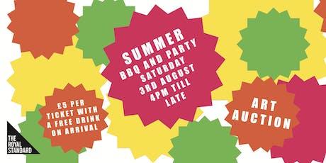 The Royal Standard Summer Fundraiser 2019! tickets