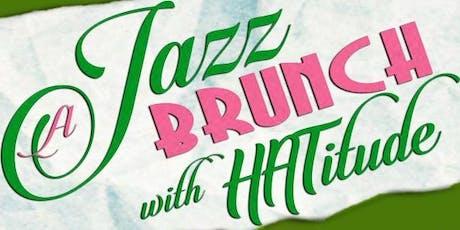 A Jazz Brunch with HATitude tickets