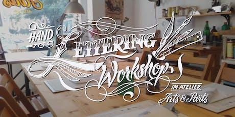 Workshop Handlettering Braunschweig Tickets