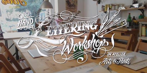Workshop Handlettering Braunschweig