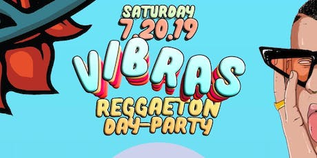Mega 96.3 VIBRAS Reggaeton Day Party at Le Jardin tickets