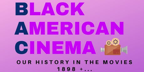 BAC: Our History In The Movies  tickets