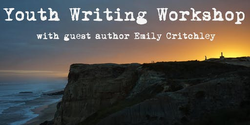Youth Writing Workshop with Emily Critchley