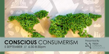 TLA RetailTech: Conscious Consumerism tickets