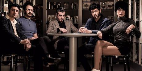 The Limboos en A Coruña. Garufa Club entradas