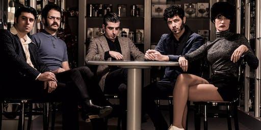 The Limboos en A Coruña. Garufa Club