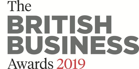 The British Business Awards 2019 tickets