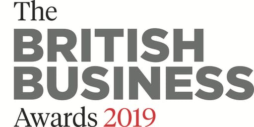 The British Business Awards 2019