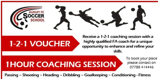 1-2-1 Coaching Sessions