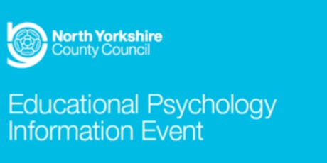 Educational Psychology Information Event tickets