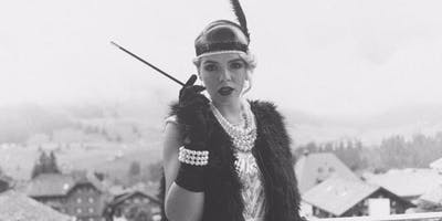 1920's Murder Mystery Evening ~ A very Peculiar Murder' with a delicious cheese board included