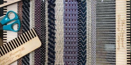 Hand Weaving with Kirsty Jean at Concept Corner, New Brighton tickets