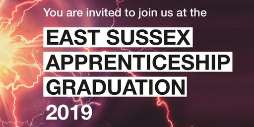 East Sussex Apprenticeship Graduation Ceremony