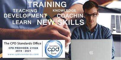 GDPR / CI Data Protection Foundation Course - UK CPD Certified
