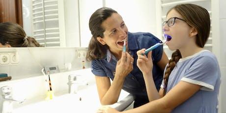 Elternveranstaltung - Zahnprävention: Starke Zähne von Anfang an! Tickets