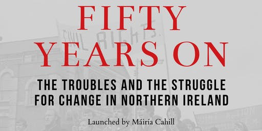 Fifty Years On - Malachi O'Doherty Book Launch