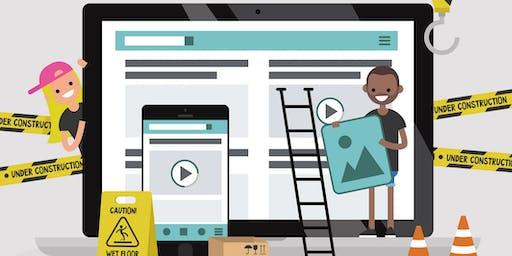 Learn WordPress - build your own website