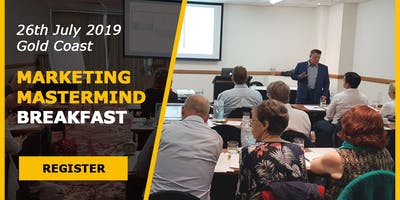 FREE MARKETING MASTERMIND BREAKFAST - GOLD COAST