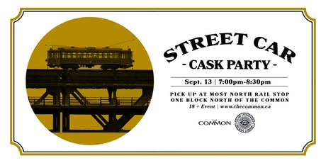Blind Enthusiasm Street Car Cask Event  tickets