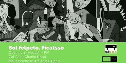 "Vernissage ""Picatsso"" by Sol Felpeto"