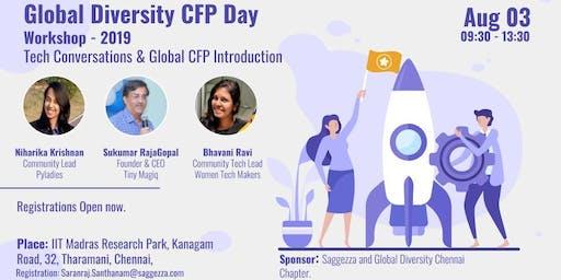 Global Diversity Workshop - Chennai