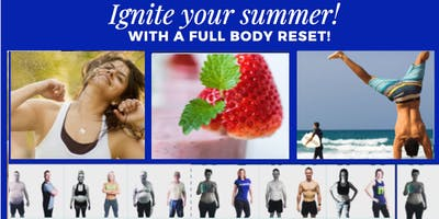 Ignite Your Summer!!