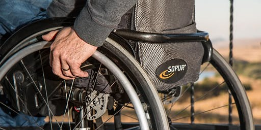 Personal wheelchair budgets event - Great Yarmouth