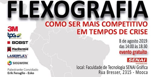 FLEXOGRAFIA - Como ser mais competitivo em tempos de crise