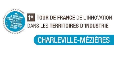 Tour de France de l'Innovation - Charleville - Mézières tickets