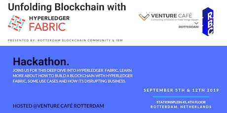 Blockchain Hackathon - Hyperledger Fabric  tickets