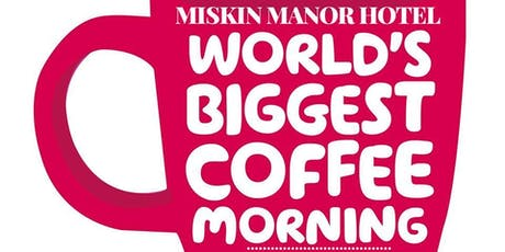World's Biggest Coffee Morning in aid of  Macmillan Cancer Support tickets