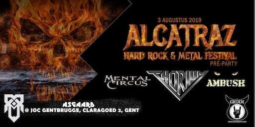 Alcatraz Pre-Party 2019