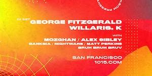 GEORGE FITZGERALD at 1015 FOLSOM