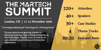 The MarTech Summit London