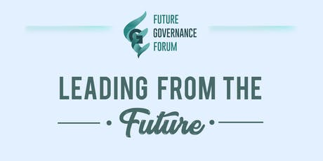 Future Governance Forum: Leading from the Future tickets