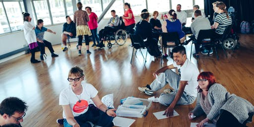 Doing Things Differently Course 2: Inclusive Rehearsal Room
