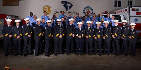 Charleston County Volunteer Rescue Squad - 2nd Annual Oyster Roast tickets