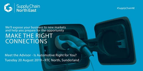 SCNE Meet the Advisor - Is Automotive Right for You? tickets