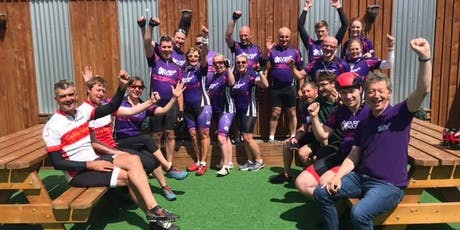 Purple House Coast2Coast Cycle Galway to Bray 2020 (Pre-Registration) tickets