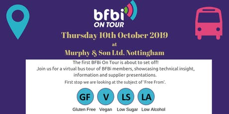 BFBi On Tour - 'Free From' tickets