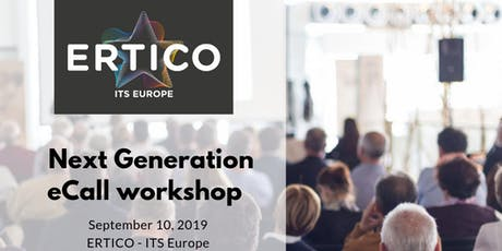 Next Generation eCall workshop tickets