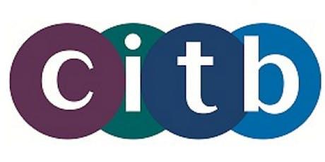 CITB Site Management Safety Training Scheme (SMSTS) Refresher tickets