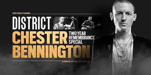 DISTRICT Southampton // Chester Bennington Remembrance Special