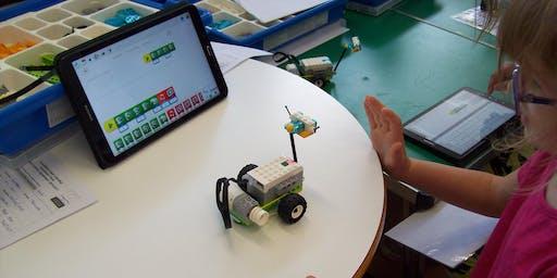 Lego Robotics (Rawtenstall) #LancsLearning