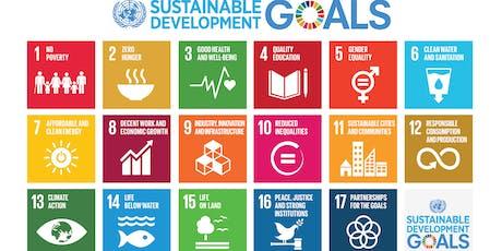 Conférence interactive - S'inspirer des SDG's pour aller vers un monde plus durable au quotidien billets