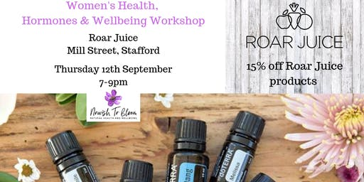 Women's Health, Hormones & Wellbeing Workshop