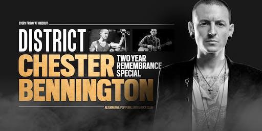 DISTRICT Brighton // Chester Bennington Remembrance Special